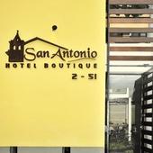 Facade Boutique San Antonio Hotel