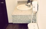 Bathroom ORQUÍDEA ROOM Boutique San Antonio Hotel