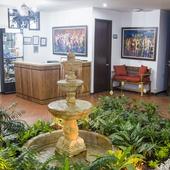 Lobby Boutique San Antonio Hotel